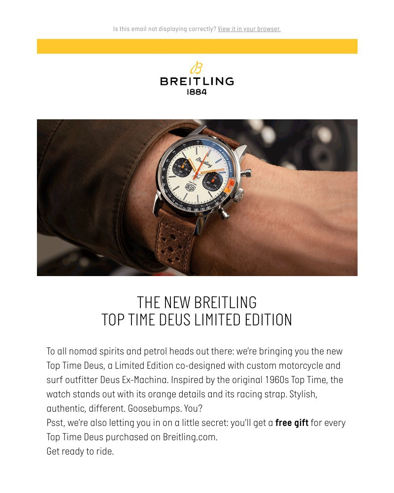 Screenshot of email with subject /media/emails/breitling-x-deus-ready-for-the-ride-290c19-cropped-af7621dd.jpg