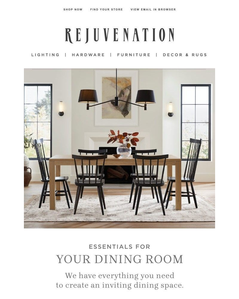 Screenshot of email with subject /media/emails/special-delivery-welcome-to-your-new-dining-room-869dd7-cropped-b39af6dc.jpg