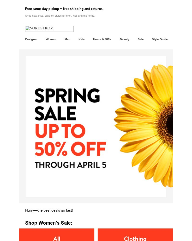 Screenshot of email with subject /media/emails/up-to-50-off-clothing-shoes-and-accessories-at-our-spring-sale-b768df-cropped-87474ae4.jpg